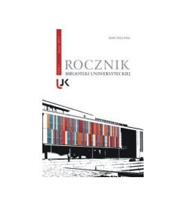 Rocznik Biblioteki Uniwersyteckiej, t. 1