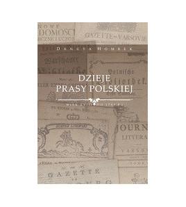 Dzieje prasy polskiej wiek XVIII (do 1795 r.)
