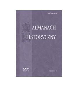 Almanach Historyczny, t.17 z 2