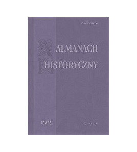 Almanach Historyczny, t. 18