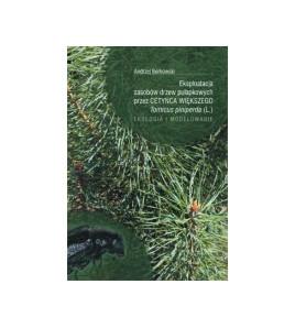 Eksploatacja zasobów drzew pułapkowych przez cetyńca większego Tomicus piniperda