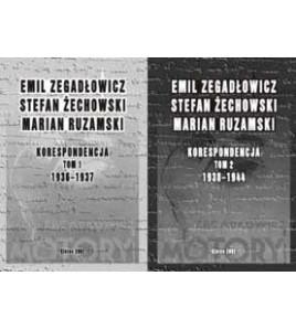 Wójcik M. Korespondencja, t. 1, 2 ( kpl.)