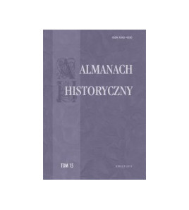 Almanach Historyczny, t. 15