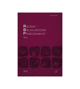 Rocznik Bibliologiczno-Prasoznawczy, t.10/21