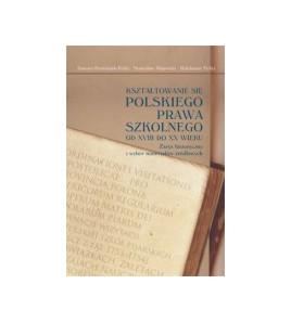 Kształtowanie się polskiego prawa