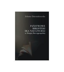 Państwowe biblioteki dla nauczycieli w Drugiej Rzeczypospolitej